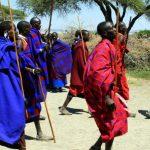 Maasai on 6 days Safari