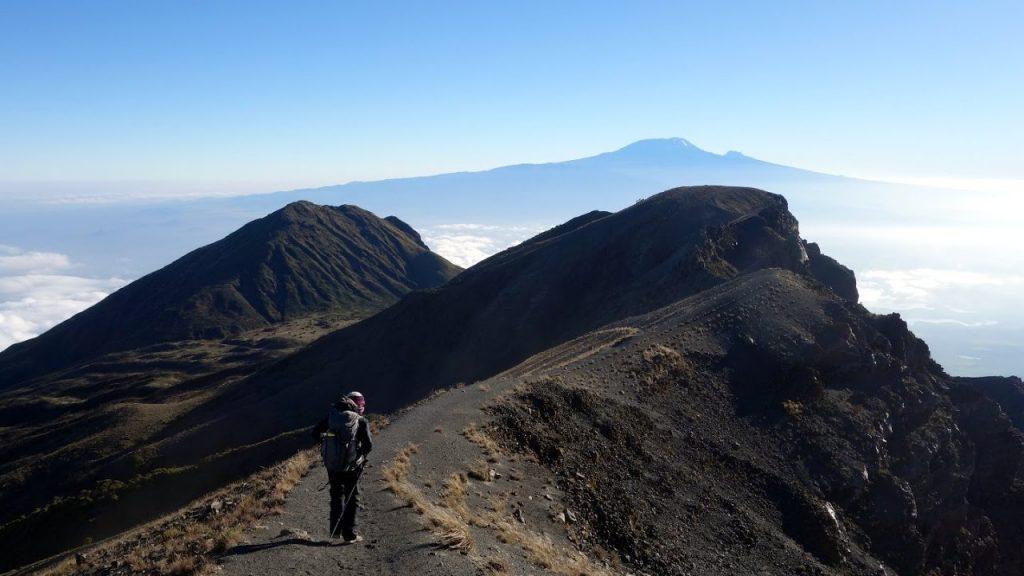 Mount Meru Trek in days