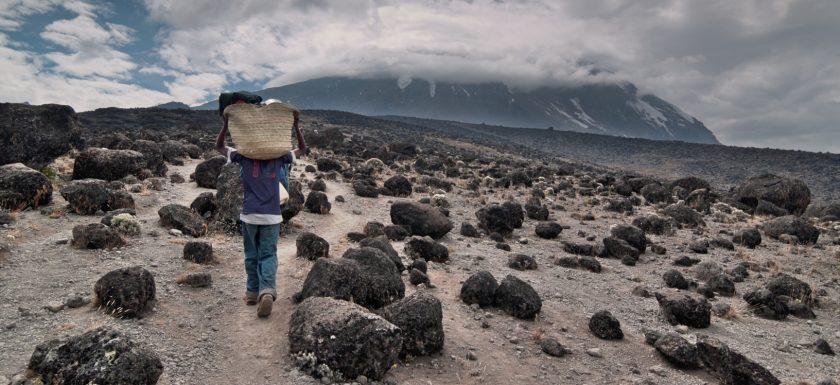 Climbing Kilimanjaro on 6 Days Machame Route